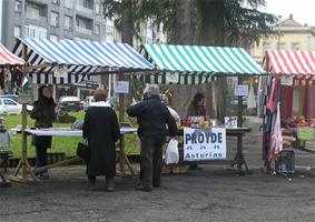 II Mercado del Mundo en Grado (Asturias)