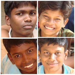Ramesh, Gurusami, Saravanan e Ileraya